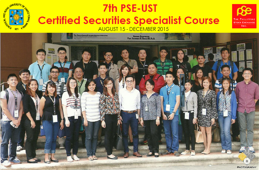GROUP PIC - 7th PSE UST CSSC