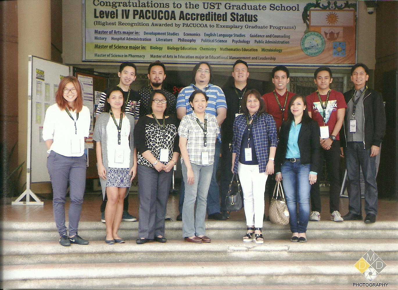 Participants of the Lean Six Sigma YELLOW BELT Training and Certification Course with Resource Speaker, Six Sigma Master Black Belt Miss Jamila Esmael.