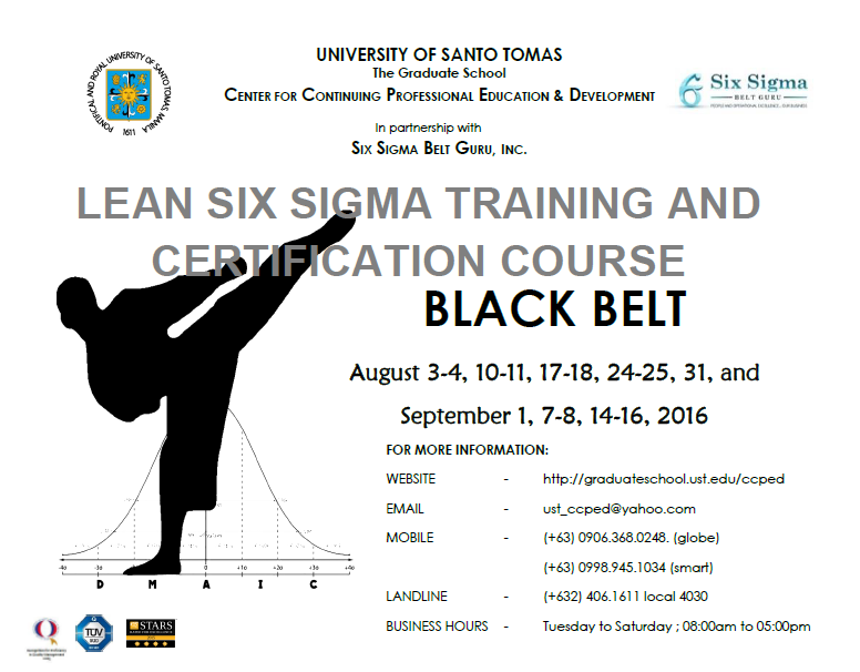 POSTER - Black Belt Aug - Sep 2016