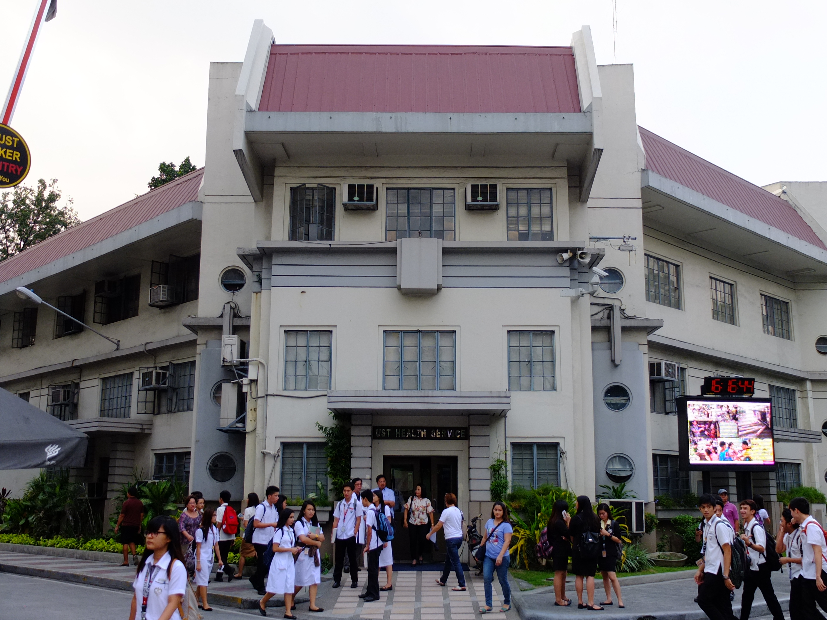 UST_Health_Services_Building